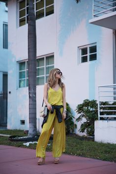 Mellow Yellow — The Boho Flow Mellow Yellow, Wardrobe Staples, Pastels, Parachute Pants, Flow, Kiss, Colours, Boho, Model