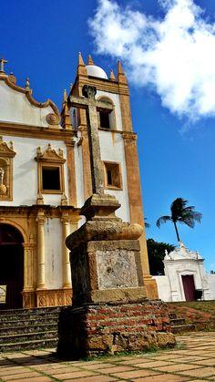 Igreja Nossa Senhora do Carmo #olinda #pernambuco #church
