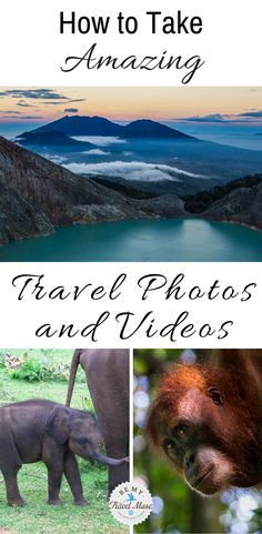 I'm quite often asked what I use to take the great photos on my travel blog. This article includes tips and recommendations for what I use to capture the best photos and videos.