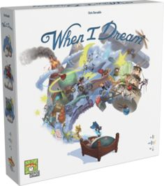 Repos Production When I Dream, Multicoloured When I Dream, My Dream Home, Version Francaise, Games To Buy, Family Night, Table Games, Have Some Fun, Toy Store, Ark