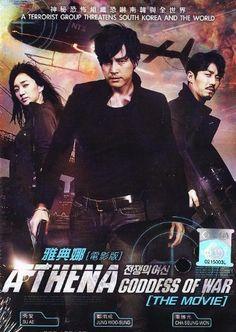 Athena Goddess of War - The movie version (Korean Audio with English Subtitle, All region DVD) DVD ~ Jung Woo Sung, http://www.amazon.com/dp/B0072HCF0W/ref=cm_sw_r_pi_dp_LQFarb1HBTNWV