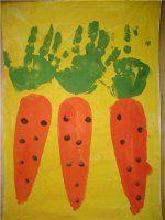 Projects For Kids, Diy For Kids, Crafts For Kids, Naha, Easter Crafts, Carrots, Fruit, Vegetables, Schools