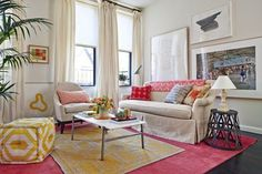 Take a Peek Inside Maxwell's Small NYC Apartment — Better Homes & Gardens | Apartment Therapy