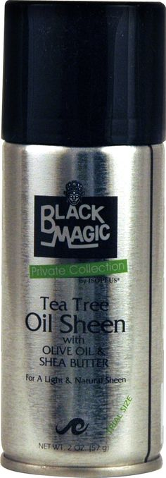 Black Magic Oil Sheen - Tea-Tree 2 oz. *** You can get additional details at the image link.