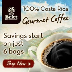 cafe britt organic coffeeyou havenu0027t had real coffee until you