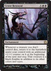 Magic: the Gathering - Grave Betrayal (67) - Return to Ravnica by Wizards of the…