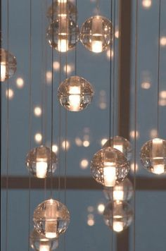 •Bocci•Collection 14• Hanging Lights•