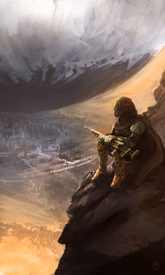 Vanguard policy drives Guardians to obey the law of the Tower, but in the Wilderness, is there really any law beyond the Hunter?