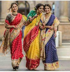 competitive price 2aa3d 526c5 117 fantastiche immagini su abiti di seta indiana nel 2019 ...