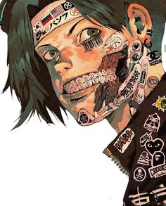 Kunst Inspo, Art Inspo, Cartoon Kunst, Cartoon Art, Art And Illustration, Manga Art, Anime Art, Dope Kunst, Art Sketches