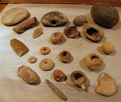 Indian artifacts, via Flickr.