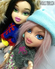 KoolKat & Angel #angel #koolkat #cloe #jade #bratz #bratz2015 #selfiesnaps #studyabroad #selfiesnapscloe #studyabroadjade #bratzcloe #bratzjade #bratzdolls #doll #dolls  #dolly #dollphoto #dollstyle #dollstyle #dollsgraphy #dollstagram #dollsofinstagram #instadoll #dudewithdolls #mga @bratzuk @officialbratz by ghouls.rebels24