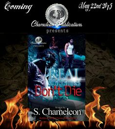 New Release....Coming 5/22 Author S.Chameleon