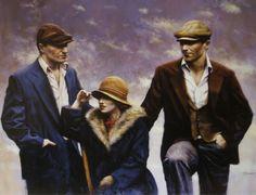 British Figurative Painter Hamish Blakely