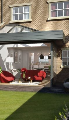 Orangeries Conservatory, Outdoor Furniture, Outdoor Decor, New Homes, Fence, Garden, House, Image, Google