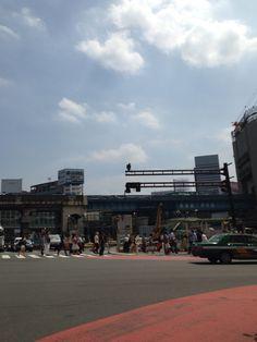 渋谷の空 ⛅️  BRAIDART 西村英哲 (  Hidenori  Nisimura  )  #BRAIDART_HIDENORI_NISHIMURA #HIDENORINISHIMURA #braidart #BRAIDART #編み込み #三つ編み