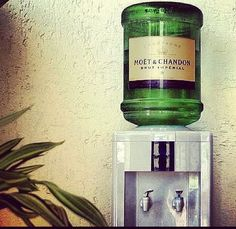 Champagne done right, for the apartment? @April Cochran-Smith Gardner /elise/ Riffel  @Emily Schoenfeld Bargabos