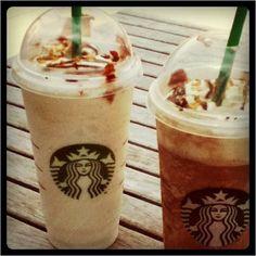 Caramel Frappuccino<3