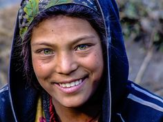 47 Stunning Photographs Of People From Around The World...she has the most amazing eyes, i've ever seen un my whole life!