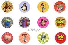 Toy Story bottlecap images