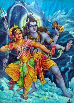 Résultats de recherche d'images pour « shakti et shiva Shiva Tandav, Shiva Parvati Images, Durga Images, Lord Shiva Hd Images, Shiva Art, Krishna Art, Hindu Art, Shree Krishna, Krishna Images