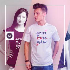 Dziel i zwyciężaj #koszulkowo #fashion #tshirt #koszulki #clothes #shopping #ubrania #zakupy #camiloca