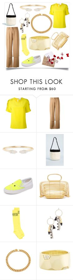 """""""Be you......... only you"""" by emmamegan-5678 ❤ liked on Polyvore featuring 3.1 Phillip Lim, Aalto, Kendra Scott, Caterina Bertini, Tory Burch, Cult Gaia, Givenchy, Vanessa Mooney, Marc Jacobs and modern"""