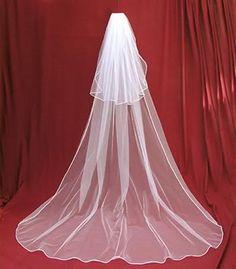69.00$ Watch here - http://vinbl.justgood.pw/vig/item.php?t=jsp38o4864 - cathedral veil bridal veil lace veil ivory veil cheap veil veil cathedral V028