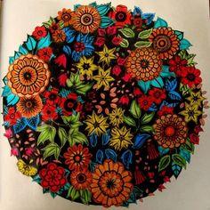 Johanna Basford | Colouring Gallery:
