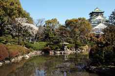 https://flic.kr/p/6zn6yF   Nishinomaru & Tenshu   Osaka-jo is a re-creation of what was once a much larger complex, and home to Toyotomi Hideyoshi, one of the three great unifiers of Japan. Prior to this area being Osaka Castle, it was the site of the Hongan-ji citadel, a nearly impenetrable fortress built by monks who unwisely went up against Oda Nobunaga. The donjon area you see today dates back to 1931, while the original Osaka-jo was completed in 1586. It was destroyed/damaged and…