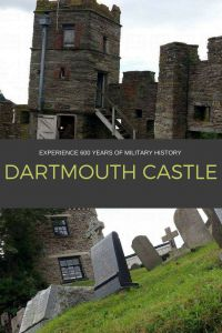 Dartmouth Castle - experience 600 years of military history at England's most beautifully located castles