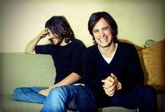 El Sueño.   Diego Luna y Gael Garcia Bernal
