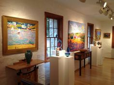 Edgewood Orchard Galleries - Fish Creek - a favorite place