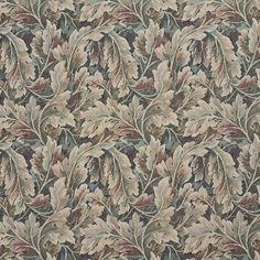 The K5679 SHERWOOD upholstery fabric by KOVI Fabrics features Foliage pattern and Beige or Tan or Taupe, Burgundy or Red or Rust, Coral or Orange or Persimmon, Dark Green, Light Blue, Light Geen as its colors. It is a Tapestry type of upholstery fabric and it is made of 67% polyester, 33% cotton, material. It is rated Exceeds 50,000 Double Rubs (Heavy Duty) which makes this upholstery fabric ideal for residential, commercial and hospitality upholstery projects.For help Call 800-8603105..