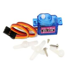 TowerPro SG51R 5g Plastic Gear Digital Micro Servo For RC Airplane