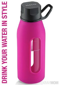 You AND your water will look good!  #fitness #love #style www.wellnessreformschool.com