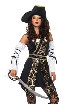 Black Sea Buccaneer Costume