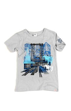 Appaman Williamsburg Bridge Tee