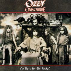 Ozzy Osbourne No Rest for the Wicked