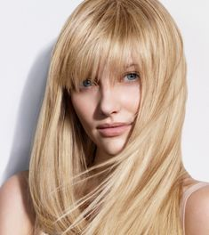 Visit our #hairstyle gallery to learn how to create this look with Total Results #Blonde Care.