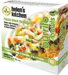 Helen's Kitchen Fiesta Black Bean Bowl