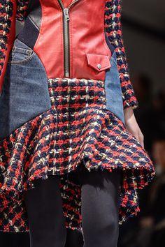 Junya Watanabe Queda 2013 RTW - Revisão - Fashion Week - Runway, desfiles de moda e coleções - Vogue - Vogue