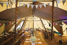 Make you wedding day extra special with a tipi wedding. Our wedding tipis can cater up to 500 guests and our tipis are perfect for both summer and winter weddings. Fishing Wedding, Tipi Wedding, Star Wedding, Wedding Linens, Wedding Shoot, Wedding Reception, Wedding Dress, Cheap Wedding Venues, Wedding Venue Decorations