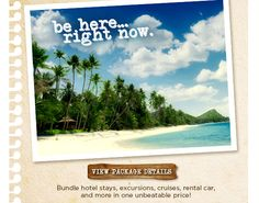 Completely Packaged Vacations Kassidy Gala Travel kgala@cruiseplanners.com #travel #cruise