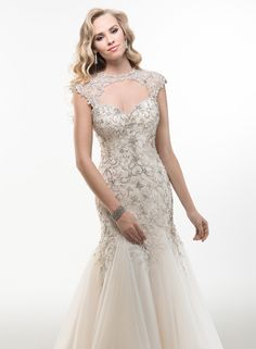 Large View of the Sasha Bridal Gown