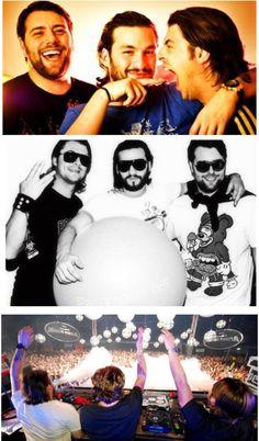 """Swedish House Mafia 3"" by clickjuliyana ❤ liked on Polyvore"