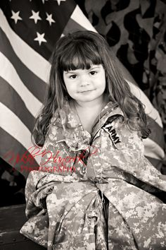 military kids, army photo shoot, my dad is my hero