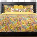 Colonial Floral Paisley 3-piece Quilt Set | Overstock.com Shopping - The Best Deals on Quilts