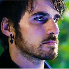 Colin O'Donoghue - Killian Jones - Captain Hook on Once Upon A Time