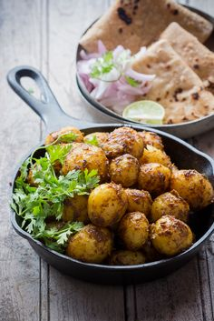 Bombay Potatoes Recipe (Masala Aloo) is the best ever Indian-style roasted potato recipe. And this delicious recipe is been generously shared by Richa with us. Who is Richa? Aself-taught cook,…